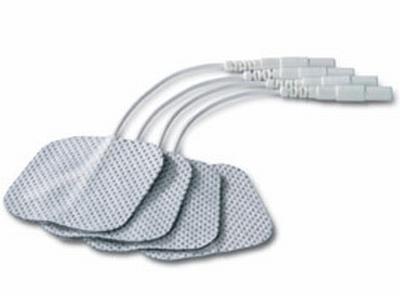 Zelfklevende vierkante elektroden