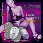 Remote Electrosex Butterfly